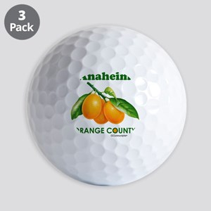 anaheim-design Golf Balls