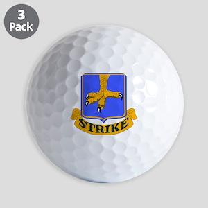 2ND BCT-101ST AB DIV Golf Balls