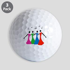 singingaloud Golf Balls