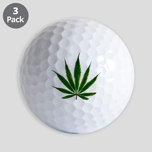 leaf Golf Balls