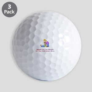 MercifulXXX Golf Balls
