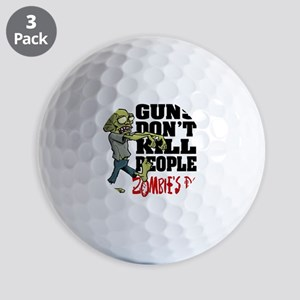 KILL PEOPLE Golf Balls