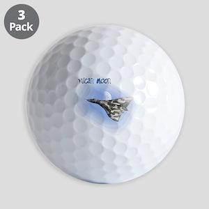 Vulcan Moon Golf Balls