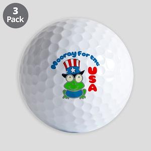 frog-USA Golf Balls