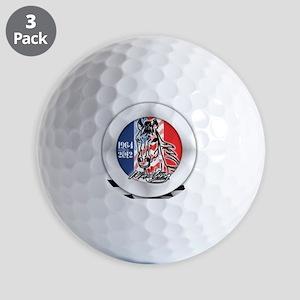 MUSTANGHORSE201264 Golf Balls