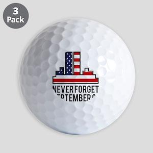 911SeptA Golf Balls