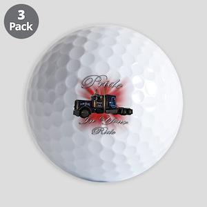 truck1 Golf Balls