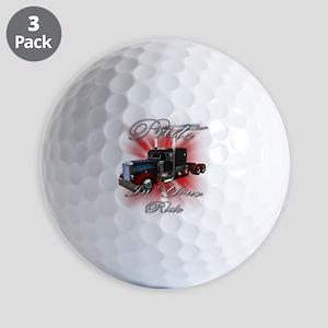truck3 Golf Balls