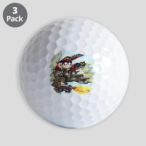 Cain Golf Balls