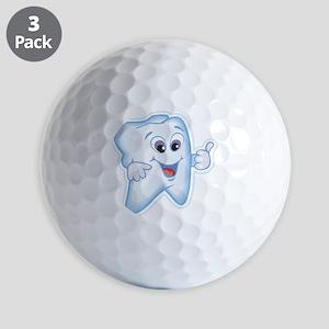 6674200777255thumbsup Golf Balls