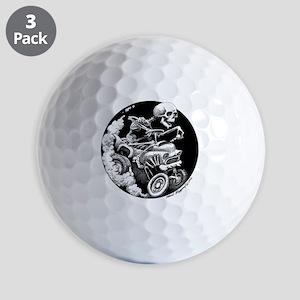 Sheppardratrod1 Golf Balls