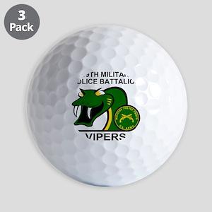 Army-519th-MP-Bn-Shirt-1 Golf Balls