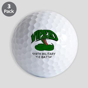 Army-519th-MP-Bn-Shirt-5-B Golf Balls