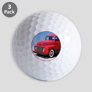 1948-50 F-1-C10trans Golf Balls