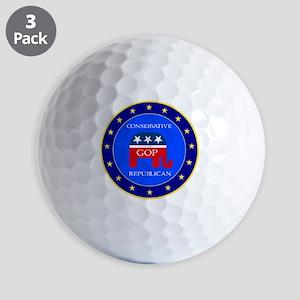 GOP Golf Balls