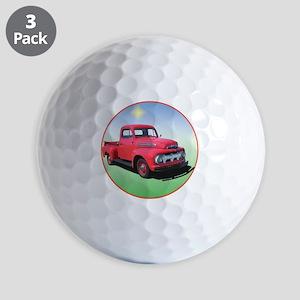 51-F1-C8trans Golf Balls