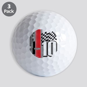 CARLEGENDS2010 Golf Balls