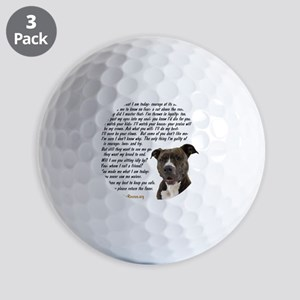 you_made_me_what_I_am_today_pit2 Golf Balls