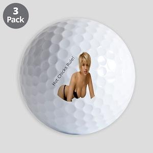 HCR Golf Balls