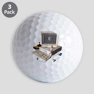 CammieShirtDesign3000 Golf Balls