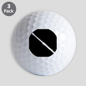 Flute Golf Balls