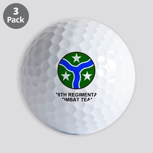 ARNG-278th-RCT-Shirt Golf Balls
