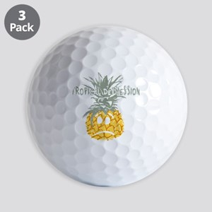 tropical depression for Dark Golf Balls