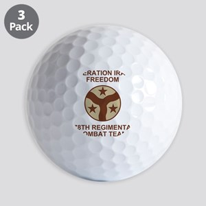 ARNG-278th-RCT-Iraqi-Freedom-Subdued.gi Golf Balls