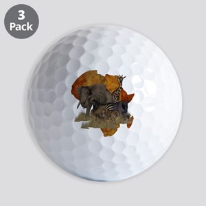 Safari Golf Balls