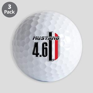 mustang4.6BWR Golf Balls