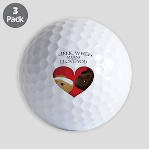 wheekwheek Golf Balls