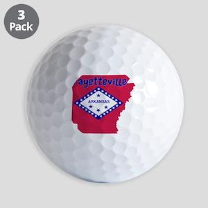 Fayetteville Arkansas Golf Balls