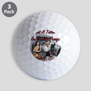 ARTS INK  Golf Balls