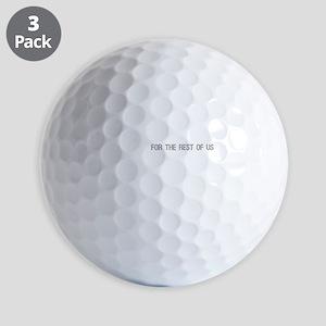 FESTIVUS™ DARK Golf Balls