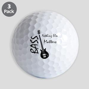 nothing else matters Golf Balls