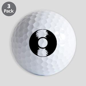 Vinyl Golf Balls