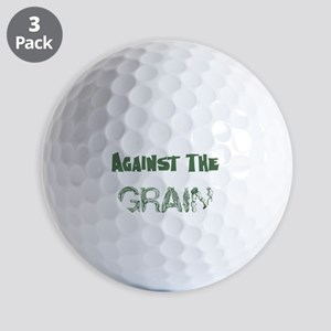 Paleo Dark Golf Balls