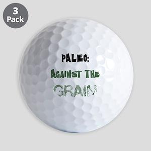 Paleo Golf Balls