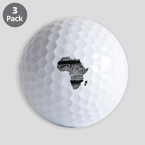 AFRICA Golf Ball