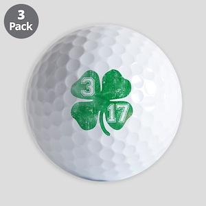 shamrock317 Golf Balls