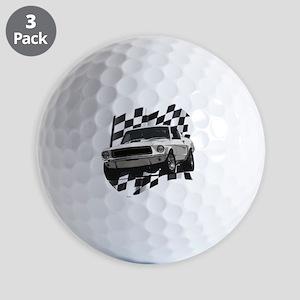 68stang Golf Balls