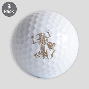 2-robotV2 Golf Balls