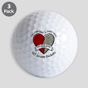 myotherhalfvirginia2 Golf Balls