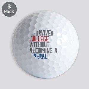 Isurvived Golf Balls