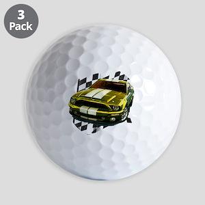 2009kr2 Golf Balls