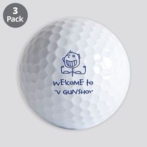 Welcome  Golf Balls