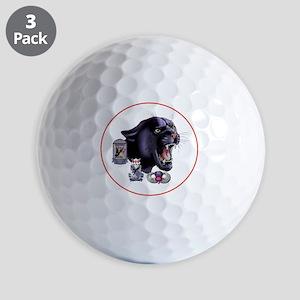 Panther v2_3rd-505th-White Golf Balls