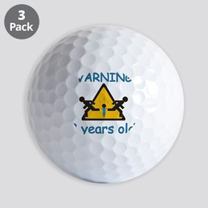 2yearboyR Golf Balls