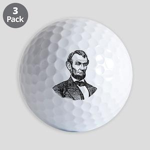 Lincoln Golf Balls