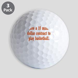 basketball-contract3 Golf Balls